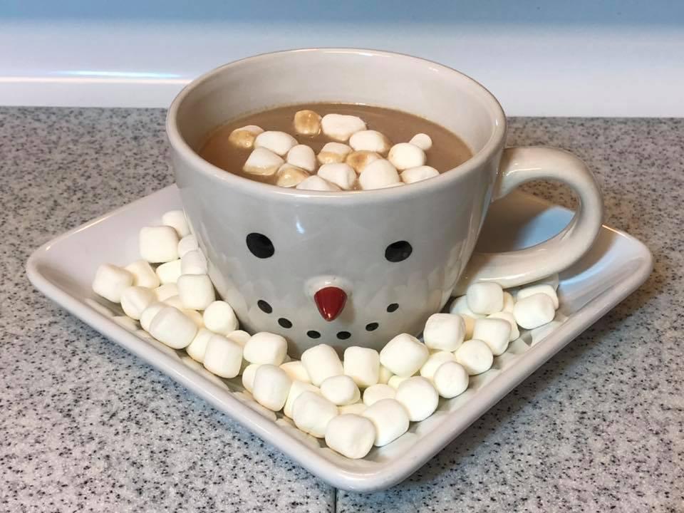 Homemade Crockpot Hot Chocolate Recipe