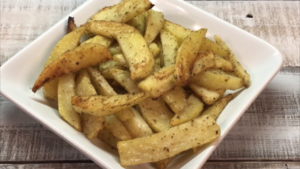 How to make easy Seasoned Potato Wedges