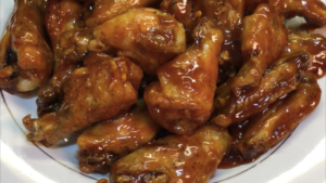 Sweet and Spicy Buffalo Wings Recipe