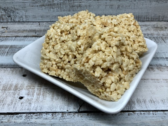 Gooey Rice Krispies Treats
