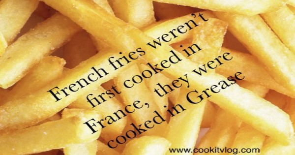 Cooked in Grease