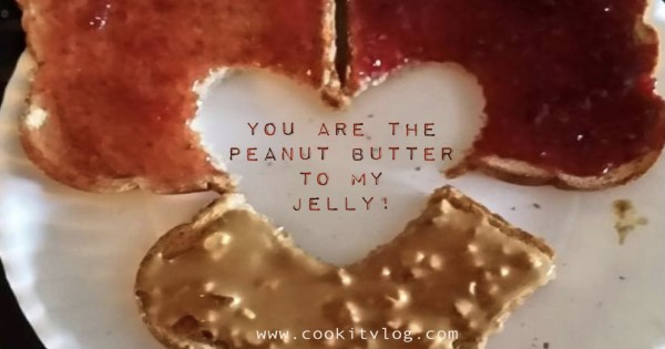 Peanut Butter to my Jelly