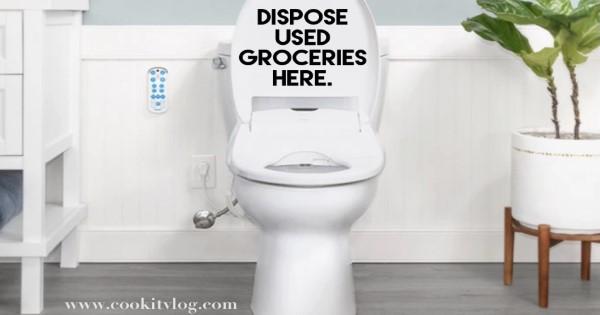Used Groceries